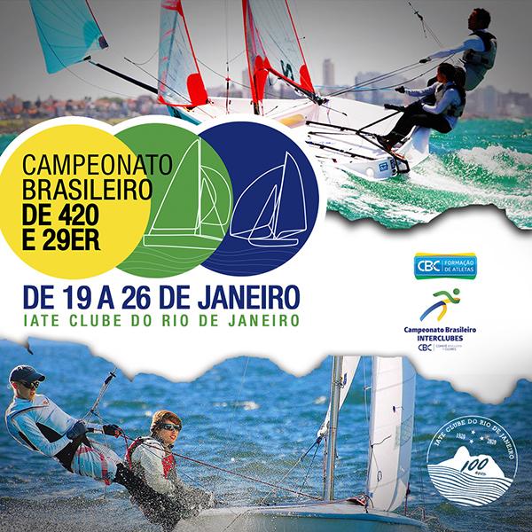 Campeonato Brasileiro de 420 e 29er